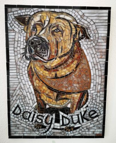 Pet Portraits - Mosaic