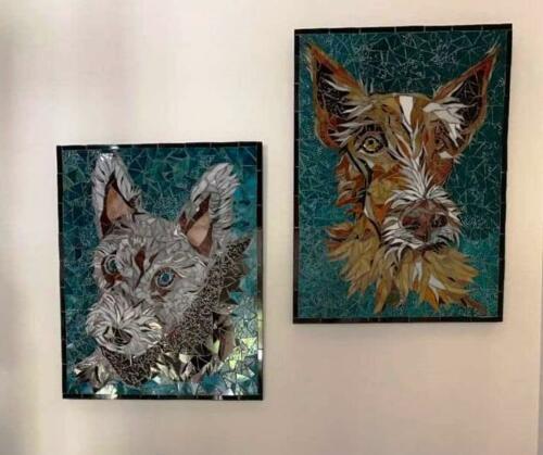 Mosaic commissions